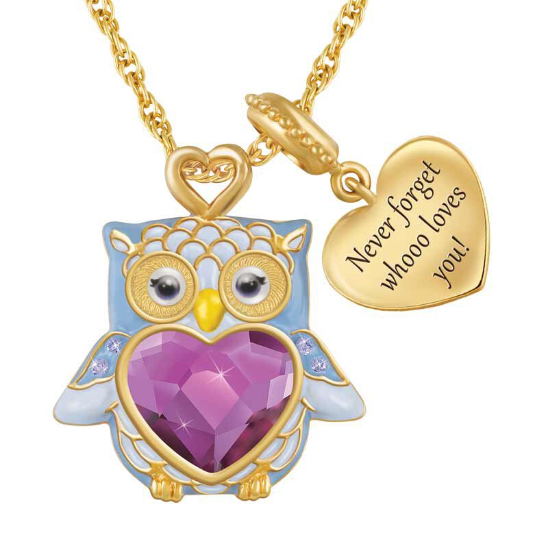 My Granddaughter Never Forget Whooo Loves You 5988 001 3 1