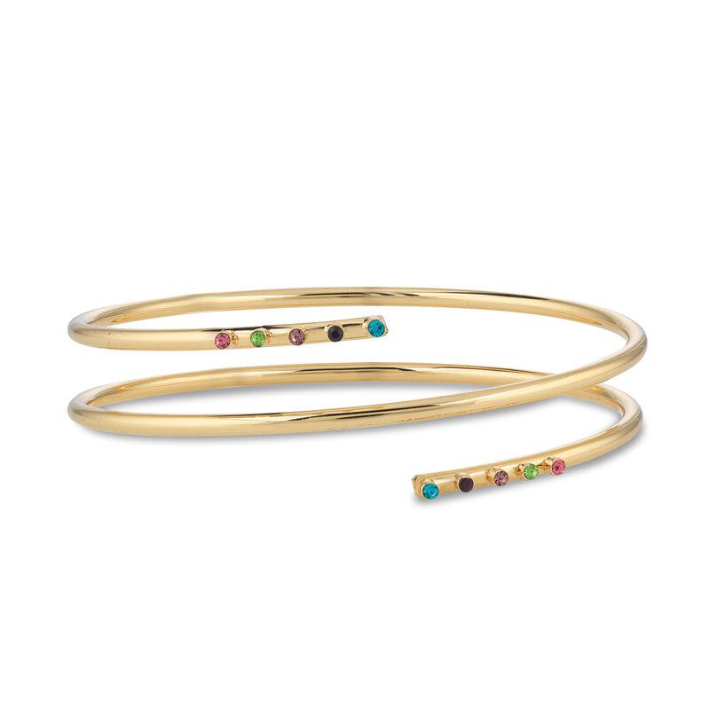 Bejeweled Bangles Bracelet Collection 10643 0010 c april