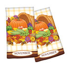 Year of Cheer Kitchen Towel Collection 6844 0015 g november