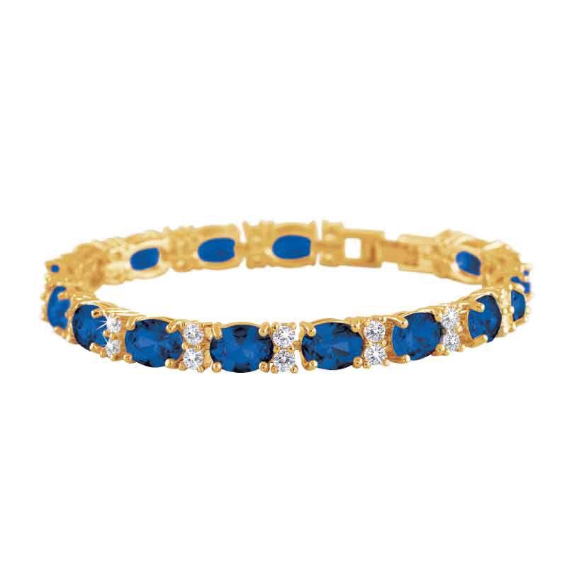 Birthstone Tennis Bracelet 1265 001 6 9