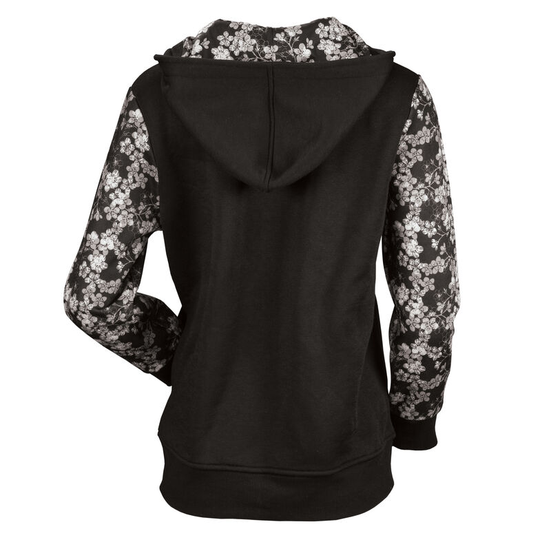 The Personalized Zip Up Hoodie 6388 0017 c back
