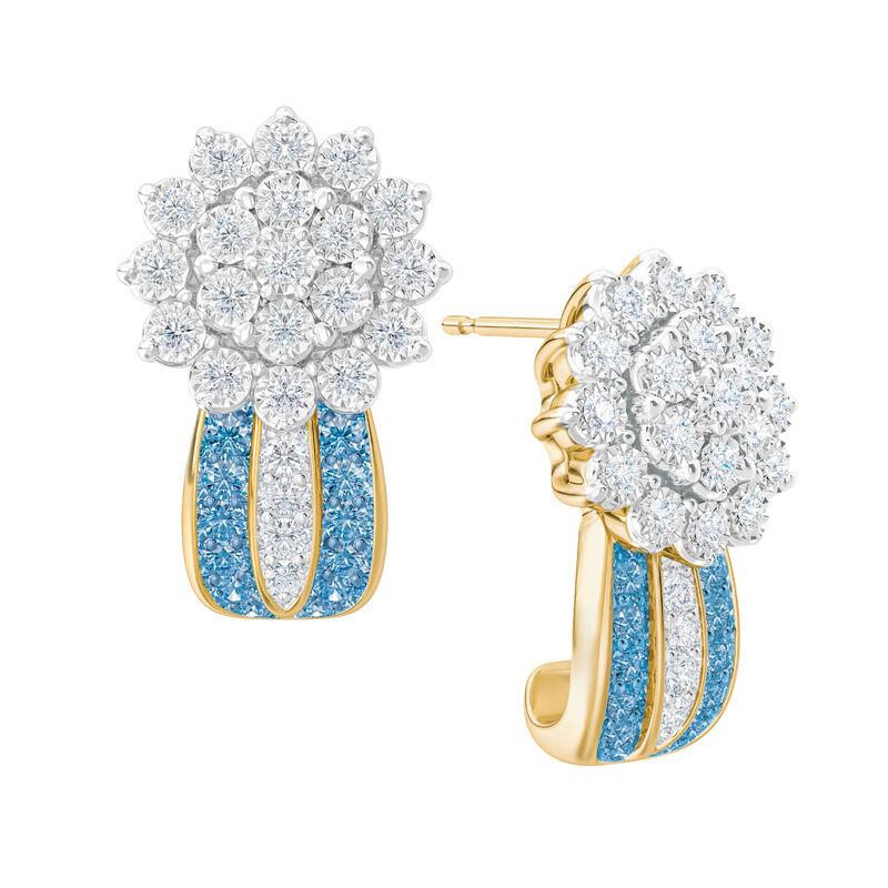 Birthstone Radiance Earrings 5687 0074 l december