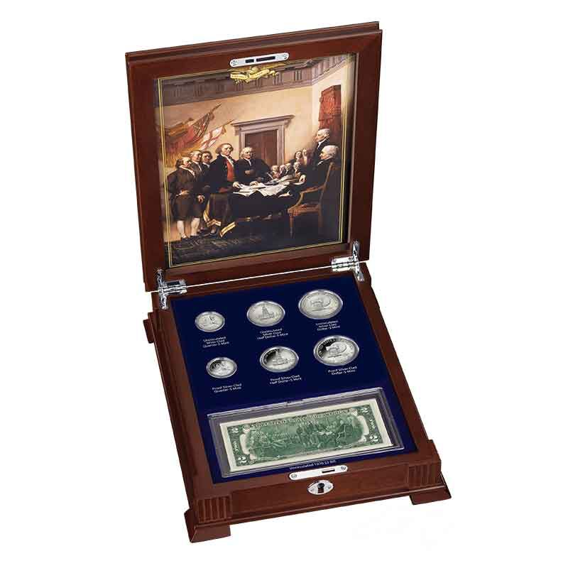The Complete Bicentennial Silver Coin and Currency Set 6391 001 2 1