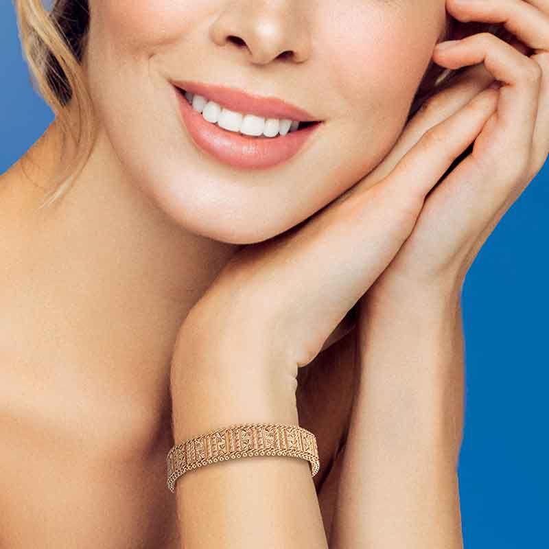 The Sunburst Copper Bracelet 6353 001 8 4