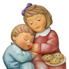 MI Hummel Figurine   Waiting for Santa 6436 001 9 2