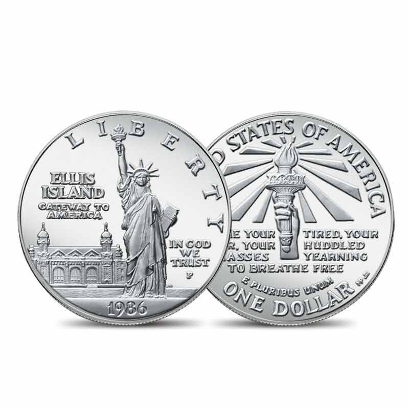 The American Dream US Silver Dollar Collection 6660 0024 a main