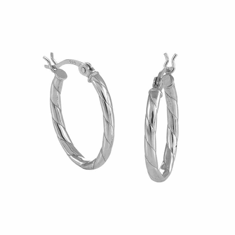 The Essential Sterling Silver Earring Set 2489 001 4 4