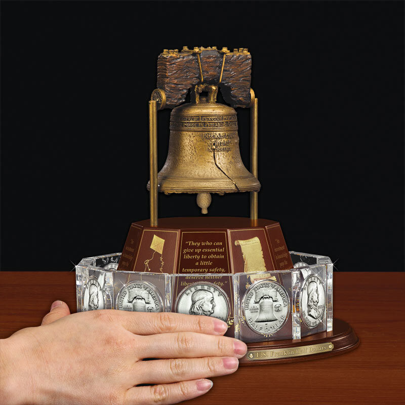 Franklin Silver Half Dollars Crystal Collection 4349 001 0 3