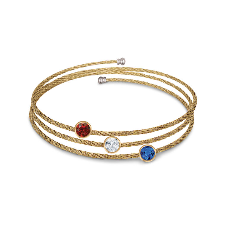 Bejeweled Bangles Bracelet Collection 10643 0010 g july