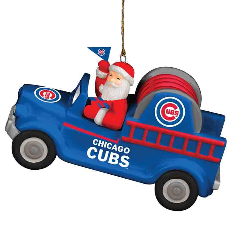 Cubs 2020 Christmas Ornament The 2020 Cubs Ornament
