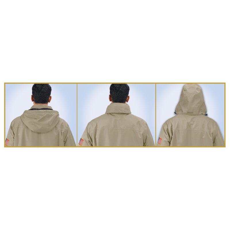 Personalized US Army All Weather Jacket 5632 001 3 2