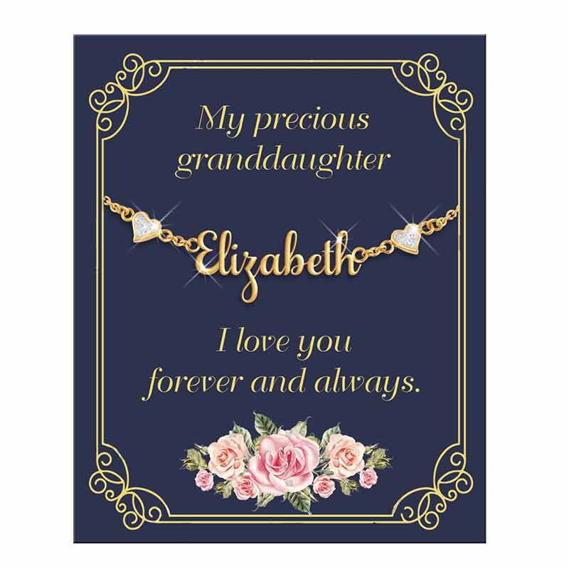 Granddaughter Signature Diamond Necklace 1874 001 9 1