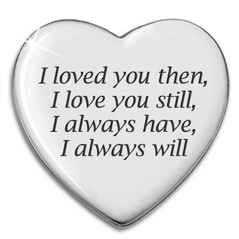 I Love You Dozen Rubies Pendant 4591 001 5 2