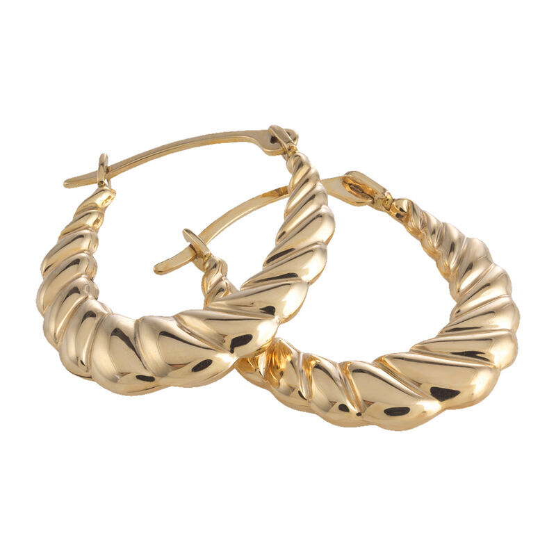 The Essential Gold Earring Set 6315 001 5 4
