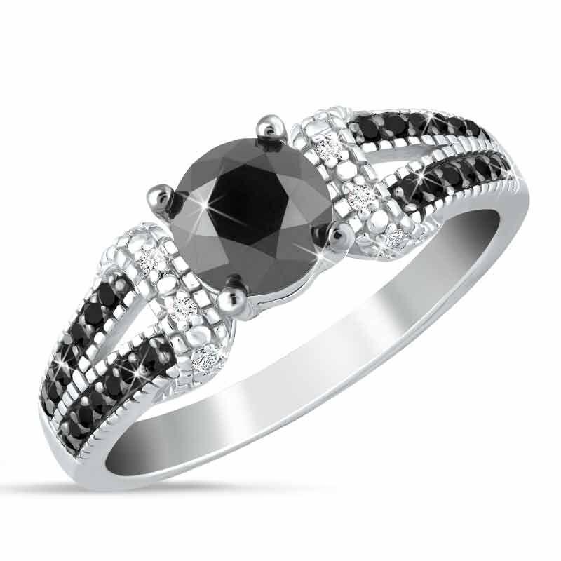 Midnight Spell Black Diamond Ring 1901 001 6 1