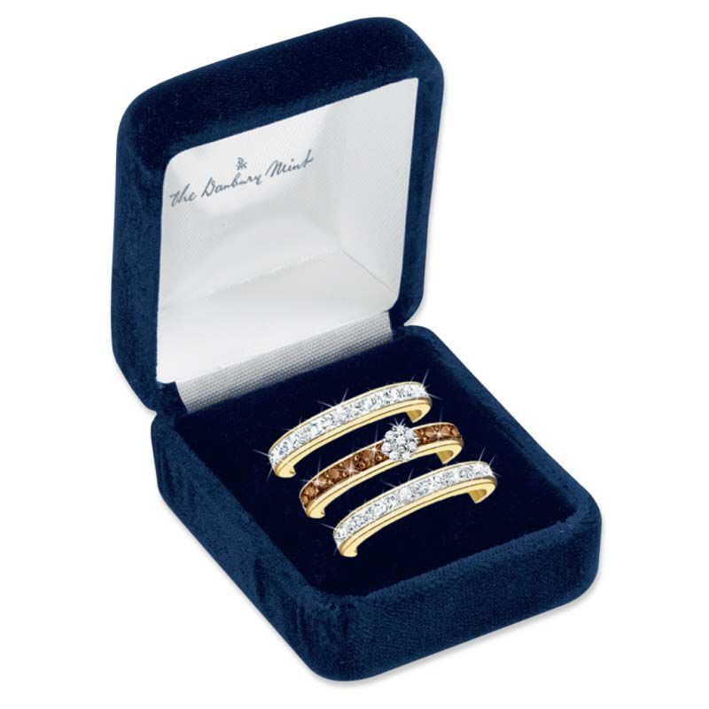 I Love You Always Diamond Ring Set 5215 002 6 3