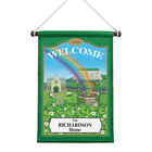 Seasonal Sensations Personalized Welcome Signs 1622 0030 a main
