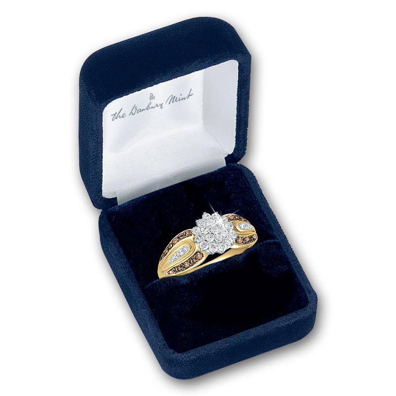 Mocha Radiance Diamond Ring 5058 001 8 2