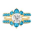 Birthstone Ring Set 6214 0017 c march