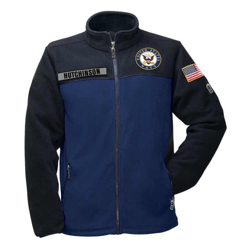 US Navy Jacket Fleece 1662 001 5 1