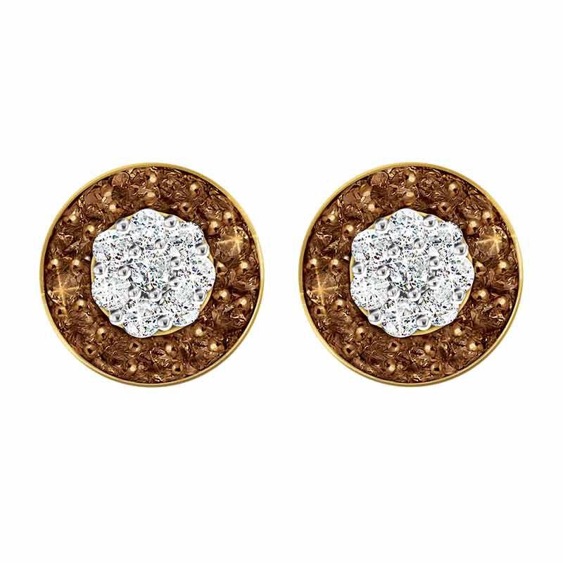 I Love Always Diamond Earrings 4792 011 1 1