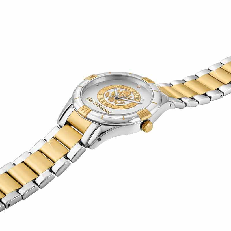 This Well Defend Diamond Watch 9657 003 1 2