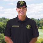 The US Army Personalized Polo  Cap 6605 001 4 4
