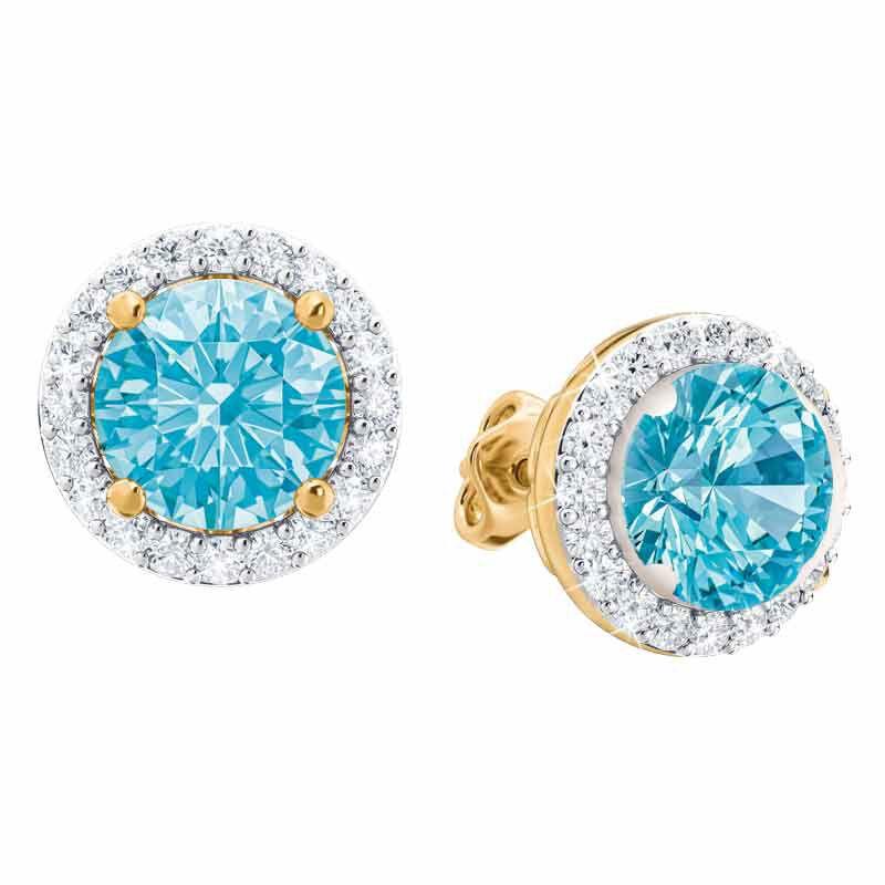 Birthstone Stud Earrings 3359 014 2 3