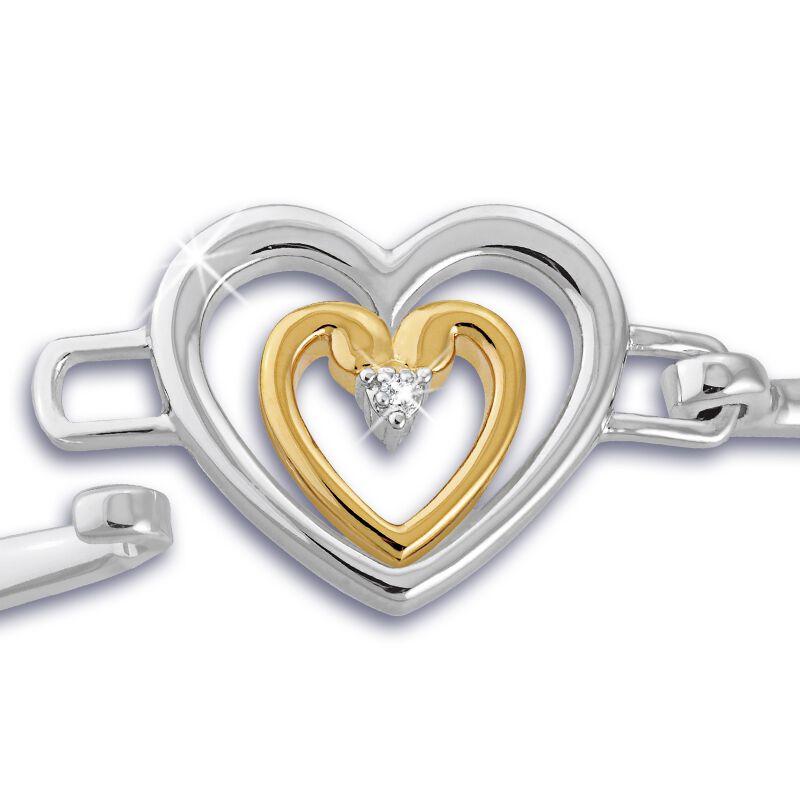Granddaughter I Love You Diamond Bracelet 2458 001 1 2