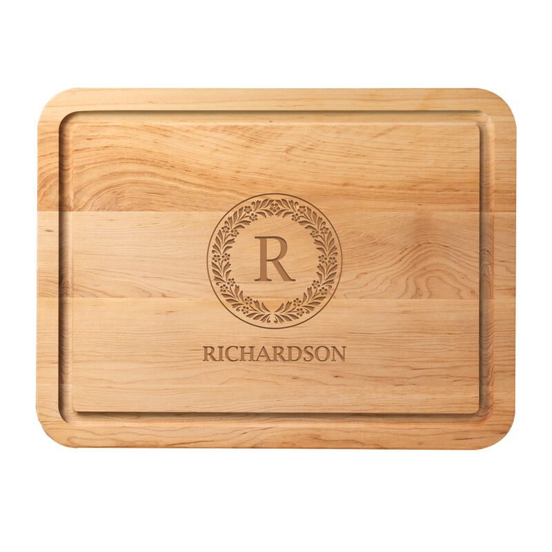 Customized Vermont Maple Cutting Board 1468 0011 a main