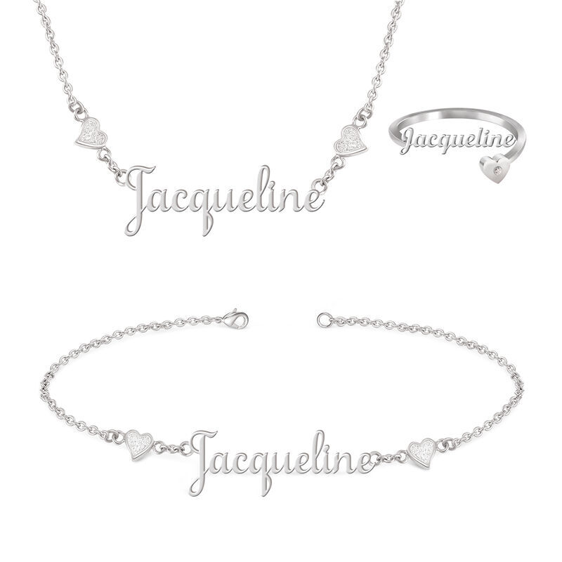 Personalized Jewelry Set 6671 001 3 1