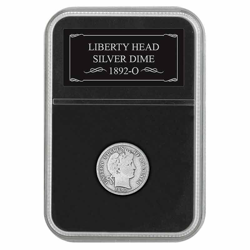 New Orleans Mint Liberty Head Silver Dimes 6053 001 1 1