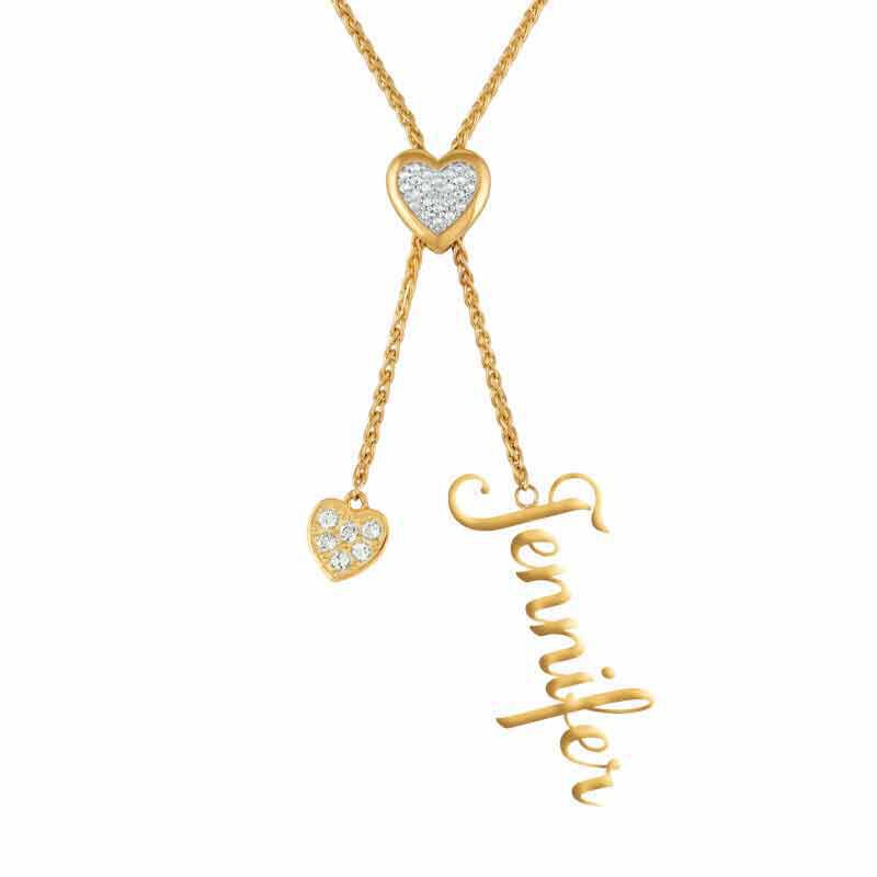 Daughter Personalized Birthstone Bolo Necklace 6525 001 1 12