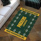 The Packers Accent Rug 6383 001 2 2