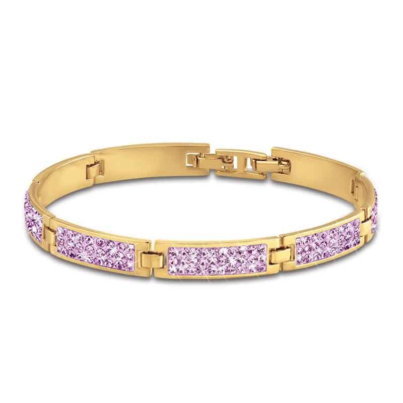 Birthstone Fire Bracelet 1628 001 8 6