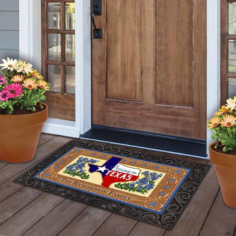 The Texas Seasonal Welcome Mats 6196 001 9 5