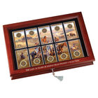 The Last 10 Years of Indian Head Pennies Collection 10404 0019 c displayclosed