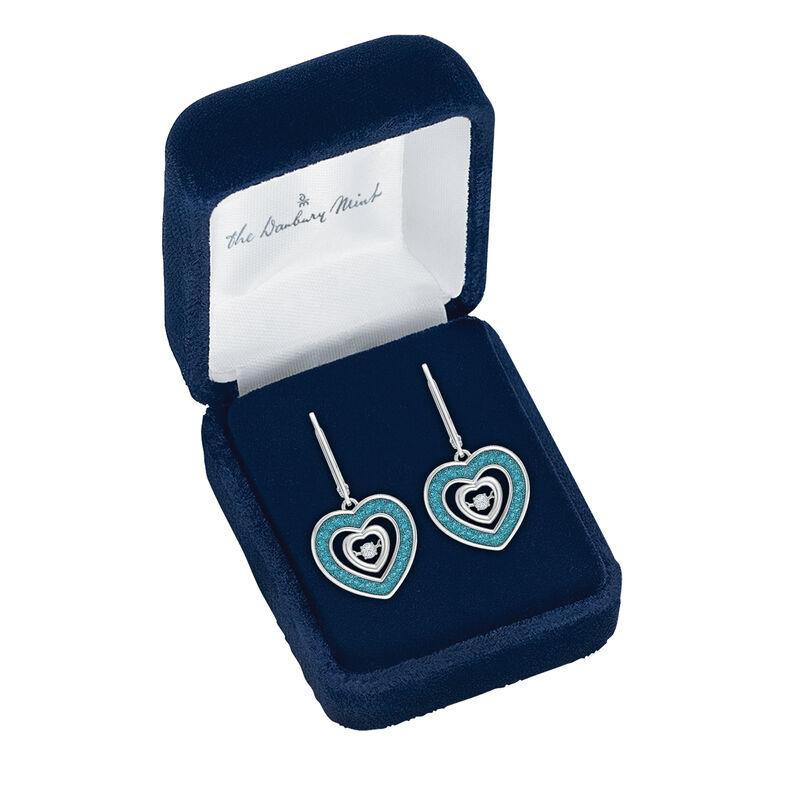 Dancing Hearts Diamond Earrings 5432 0064 g display