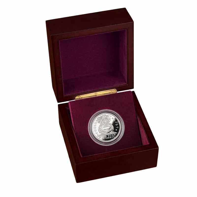 The Franklin Cent Silver Bullion Commemorative 2425 001 1 3