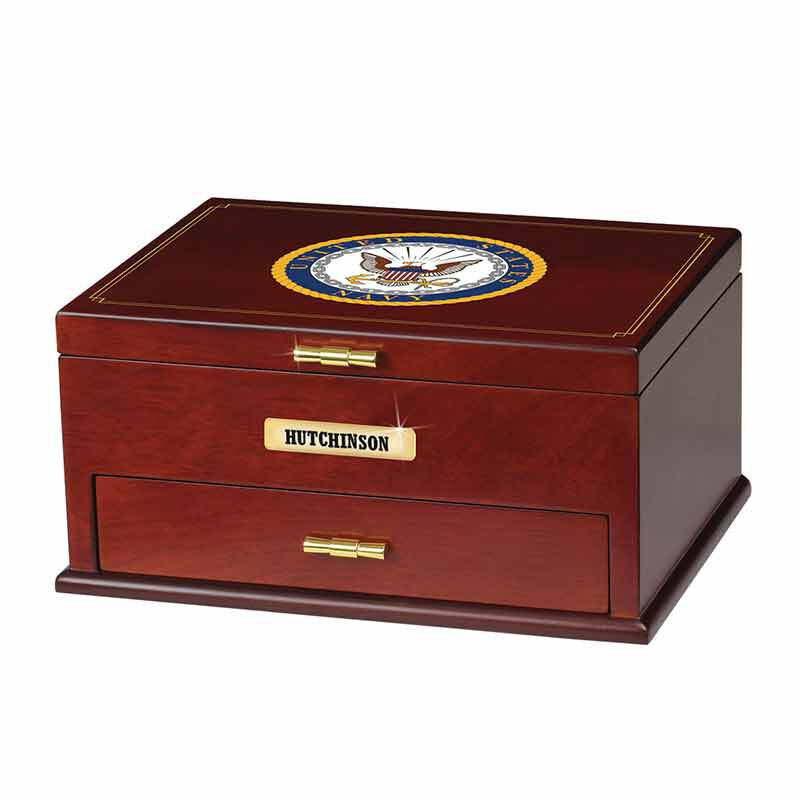 The Personalized US Navy Valet Box 1711 007 3 2