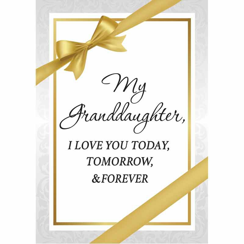 Granddaughter I Love You Necklace 6397 001 6 2