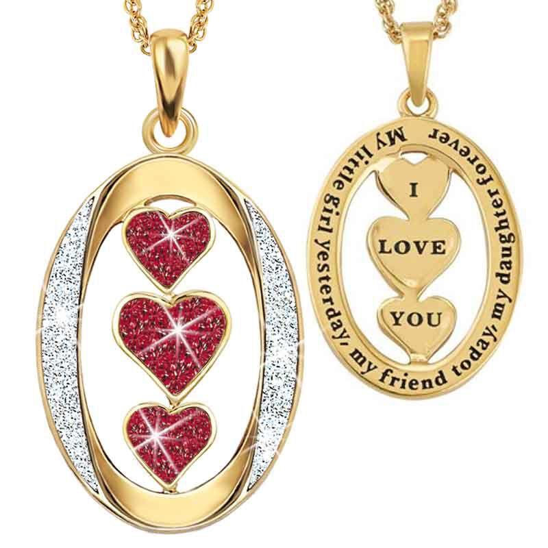 My Daughter I Love You Diamond Pendant 1136 001 3 1
