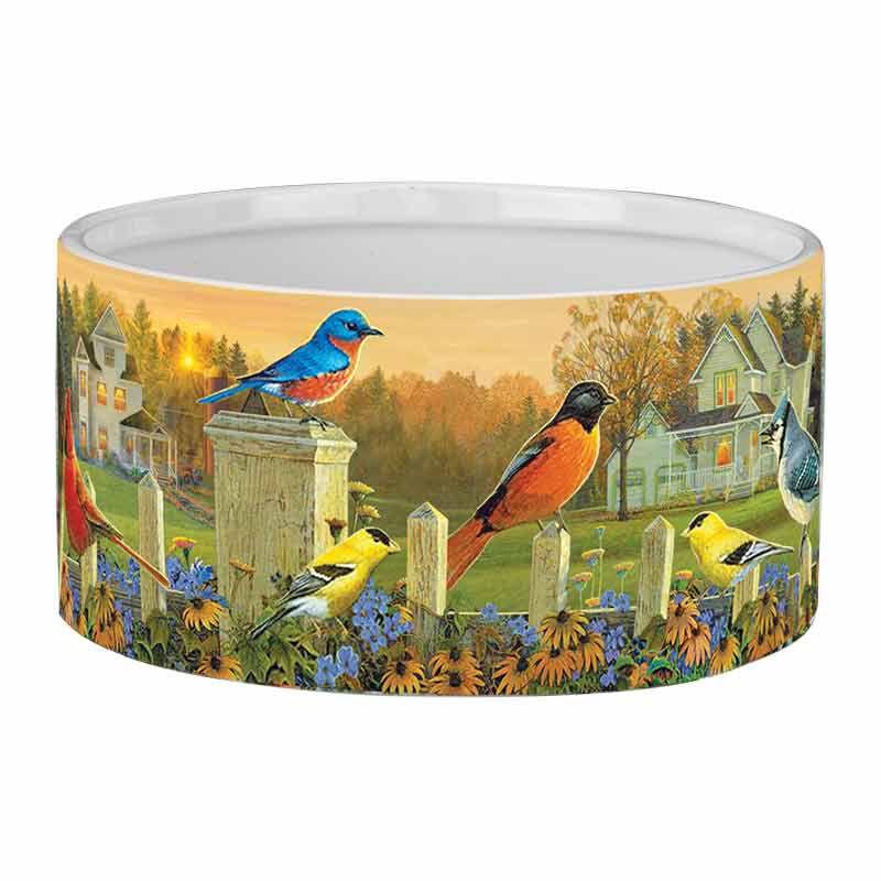 Seasons of Enchantment Songbird Clock 1925 001 8 5