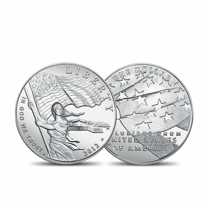The American Dream US Silver Dollar Collection 6660 0024 e coin4