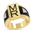 Gold Label Mens Diamond Ring 10237 0012 a main