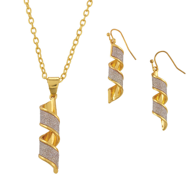 Sparkling Statements Pendant and Earring collection 10028 0015 i december