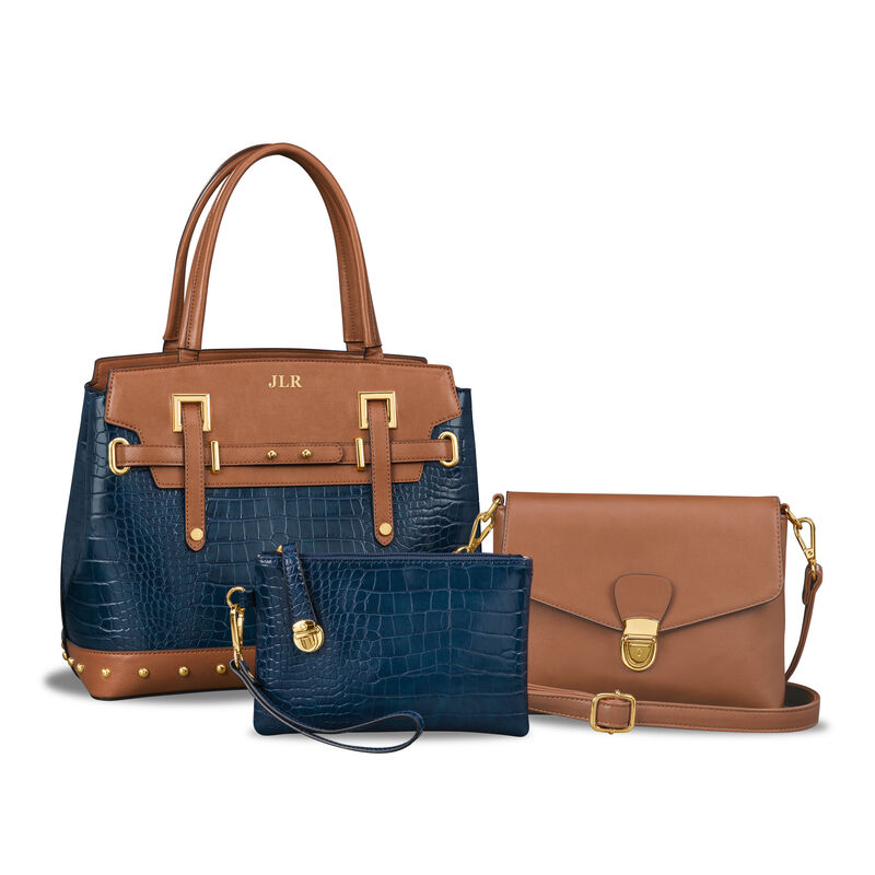 The Madeline 3 in 1 Handbag Set 5660 0018 a main