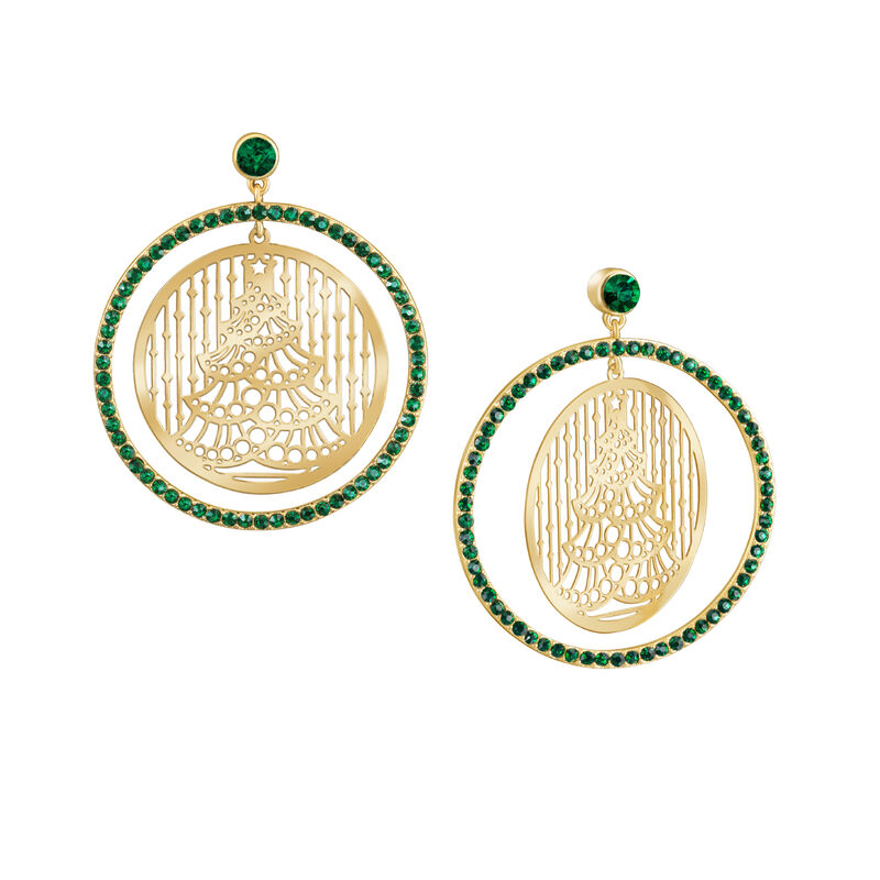 A Year of Fabulous Featherweight Earrings 10642 0011 i december