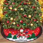 The Family Christmas Tree Skirt 10249 0018 m room