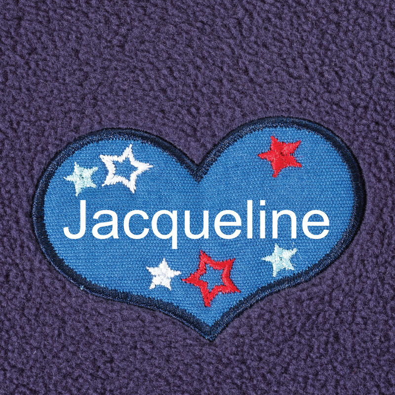 Stars Stripes Forever Personalized Fleece Jacket 10164 0019 d personalization